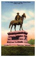 Etats Unis - Major General Anthony Wayne Statue - Etats-Unis