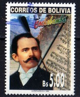 Bolivie Cochabamba Compositor Teofilo Vargas / 5 Besos / Used / - Bolivie
