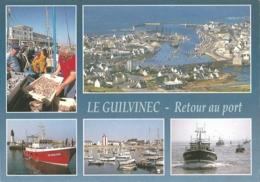 29 - Le Guilvinec - Retour Au Port : Gelveneg - Le Port Et Son Animation à 17 H Au Retour Des Bateaux - éd. Jos 9.4284 - France
