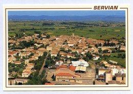 CP 34 SERVIAN VUE AERIENNE ..REF 090519 - France