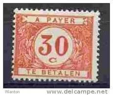 BELGIE - OBP Nr TX 35a - Strafportzegels - Timbres Taxes - MNH** - Briefmarken