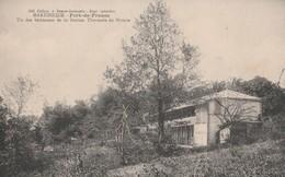 CPA  MARTINIQUE FORT DE FRANCE STATION DE MOUTTE - Fort De France