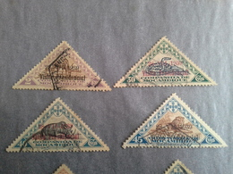 Smail Lot Stamps Companhia De Moçambique 1939. - Francobolli