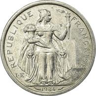Monnaie, French Polynesia, Franc, 1984, Paris, TTB, Aluminium, KM:11 - Polynésie Française