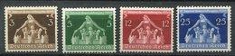 Allemagne  **  N° 573 à 576 - Congrès Des Municipalités - Unused Stamps