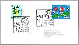 EUROCOPA 2008 - UEFA EURO 2008. Futbol - Football. Wien 2008 - Eurocopa (UEFA)
