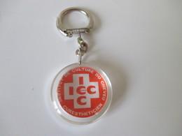 Porte Clé Ancien Manguette Coiffure Hermies - Key-rings