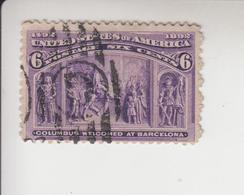 Verenigde Staten(USA) Michel-cat. 78 Gestempeld - 1847-99 General Issues
