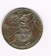 )  SINT NIKLAAS - 50 REINAERT  1382 - 1982 REINAERT IN WAASLAND - Belgique