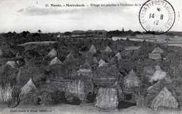 MARRAKECH- 547  1 - Village Des Pauvres à L'intérieur De La Ville. - Marrakesh
