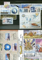 TAAF; FSAT ;2004;année Complète; TP N° 384 à 403; Avec BF 10, BF 11,BF 12 ;NEUFS**;MNH - French Southern And Antarctic Territories (TAAF)