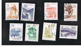 JUGOSLAVIA (YUGOSLAVIA)   - SG 983.997   -    1961  DEFINITIVE    -   USED - 1945-1992 Repubblica Socialista Federale Di Jugoslavia