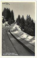 CPA ARTH RIGI BAHN Die Linie Gegen Wölfertschen - Ed. J. Gaberell N°11815 - Photograph. Anstalt , Thalwil - SZ Schwyz