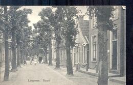 Langweer - Buurt - 1925 - Sneek - Nederland