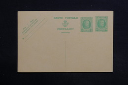 BELGIQUE - Entier Postal Non Utilisé - L 29056 - Stamped Stationery