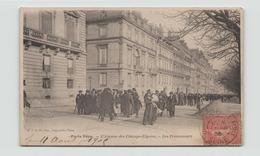 PARIS L AVENUE DES CHAMPS ELYSEES LES PROMENEURS 75 - Champs-Elysées