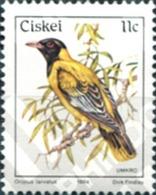 Ref. 34040 * MNH * - CISKEI. 1984. BIRD . PAJARO - Ciskei