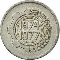Monnaie, Algeria, 5 Centimes, Undated (1974), Paris, TB+, Aluminium, KM:106 - Algeria
