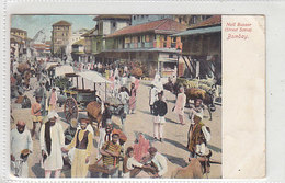 Bombay - Null Bazaar - 1906         (190506) - India