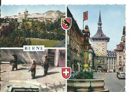 BERNE  /// (   SUISSE )    MULTI VUES - BE Berne