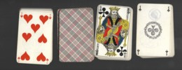 Jeu De 52 Cartes à Jouer Playing Cards Complet Pas De Jocker Filigrane 3ème République Tampon Decrêt   10 - Cartes à Jouer Classiques