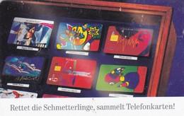 TELEFONKARTE 08/96 - Allemagne