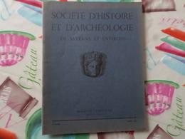 Societé D'histoire Et D'archeologie De Saverne Et Environs  Alsace Fevrier - Alsace