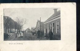Drieborg - Kiekje - 1905 - Groningen - Andere