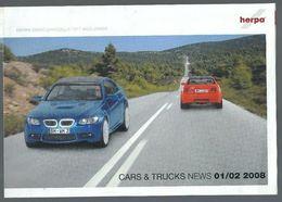 Catalogue Herpa Cars & Trucks News 2008 - Catalogues & Prospectus