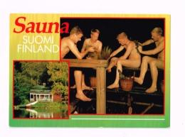 Sauna. - Finlande