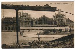 Arras, La Gare (pk59446) - Arras