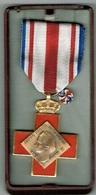 Luxembourg Médaille - Entriegelungschips Und Medaillen