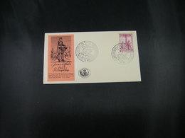 BELG.1957 1011 FDC (Bruxs) : Journée Du Timbre / Dag Van De Postzegel - FDC
