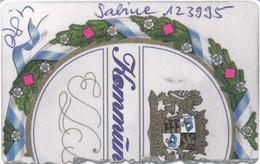 TELEFONKARTE 02/98 - Allemagne