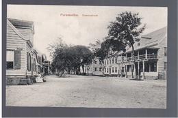 SURINAME Paramaribo - Gravenstraat  Ca 1910 OLD POSTCARD - Surinam