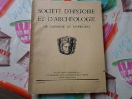Pays D'Alsace Societé D'histoire Et D'archeologie De Saverne  Cahier 53/54 - Alsace