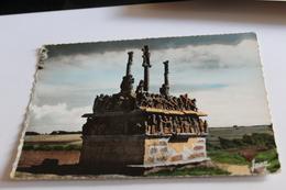 Saint Jean Trolimon - Calvaire De Tronoën - Le Plus Ancien Des Calvaires - Saint-Jean-Trolimon