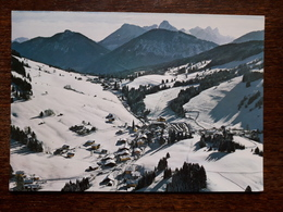 L6/188 Autriche. Skiparadies Jungholz /Tirol - Jungholz