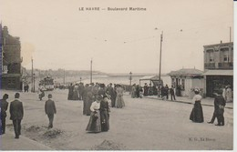 76.HAV2 - LE HAVRE , Boulevard Maritime - Le Havre