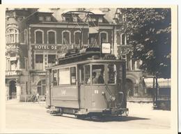 Photo - Tramway à Saint Louis - 68 - Haut Rhin - Trains