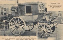 Grenoble 1925 Exposition Internationale De La Houille Blanche Et Du Tourisme - Grenoble
