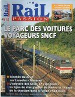Revue RAIL PASSION N°52, Laroche-Auxerre, Class 37 Espagne, Rive Gauche Rhône, Aqualys, Pertuis 84, Armées, Coupe-vent - Spoorwegen En Trams