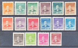 TIMBRE -  REPUBLIQUE POPULAIRE DE CHINE  - 1949 - Neuf - 1949 - ... People's Republic