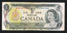 /  CANADA  1 DOLLAR  1973 - Canada