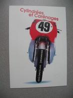 Enveloppe  Moto  France   2002   (format 15/21)   à Voir - Moto