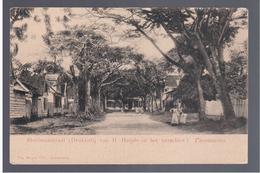 SURINAME Paranaribo - Stoelmanstraat Ca 1905 OLD POSTCARD - Surinam