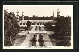 AK Lahore, View On Shahdera Garden - Postcards