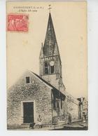 HARDRICOURT - L'Eglise - Hardricourt