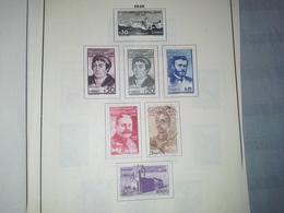 Smail Lot GUINE  Portuguesa 1946-1954 - Francobolli