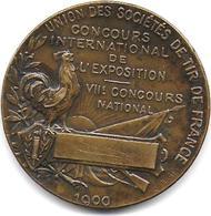 Union Des Sociétés De Tir -  Concours  International De L' Exposition 1900 - Sin Clasificación